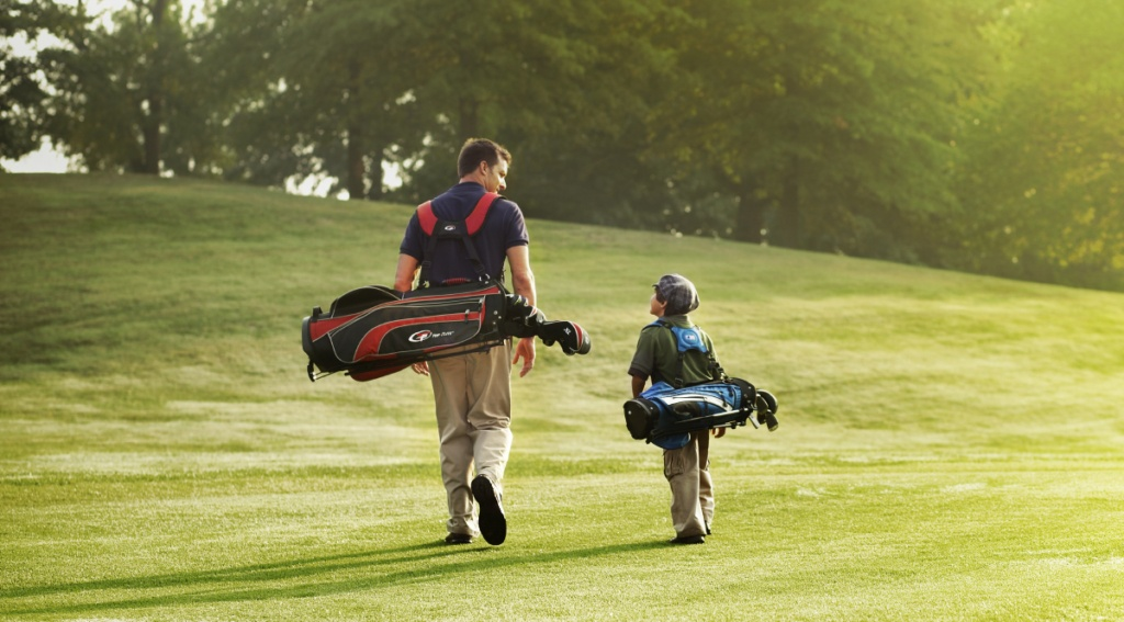 father's day golf marketing