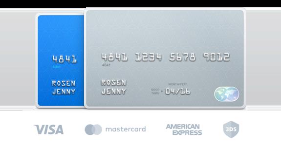 golf card processing
